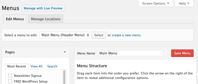 Post Migration Steps Move from Joomla to WordPress
