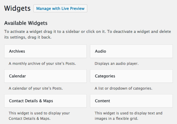 Post Migration Steps: Move from Joomla to WordPress